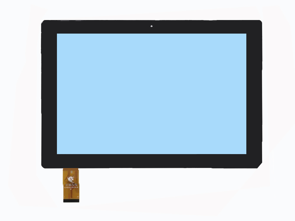 New Touch screen Digitizer For 10.1 4Good People Gm500 Tablet outer Touch panel Glass Sensor replacement image