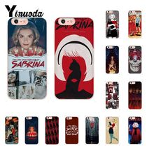 Yinuoda Chilling Adventures of Sabrina Pattern TPU Soft Phone Case for iPhone X XS MAX 6 6S 7 7plus 8 8Plus 5 5S XR 10