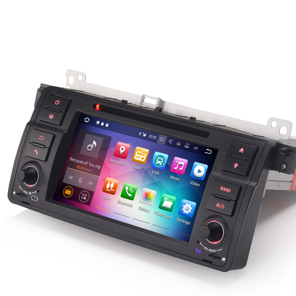 car dvd cd player 7 autoradio android 7 1 gps dab dvr. Black Bedroom Furniture Sets. Home Design Ideas