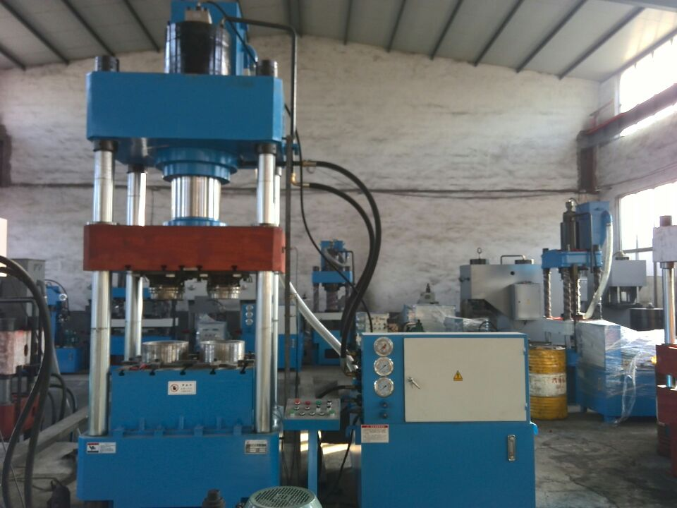 Ytd32 200t Electric Hydraulic Press Machine Shop Machinery Tools In
