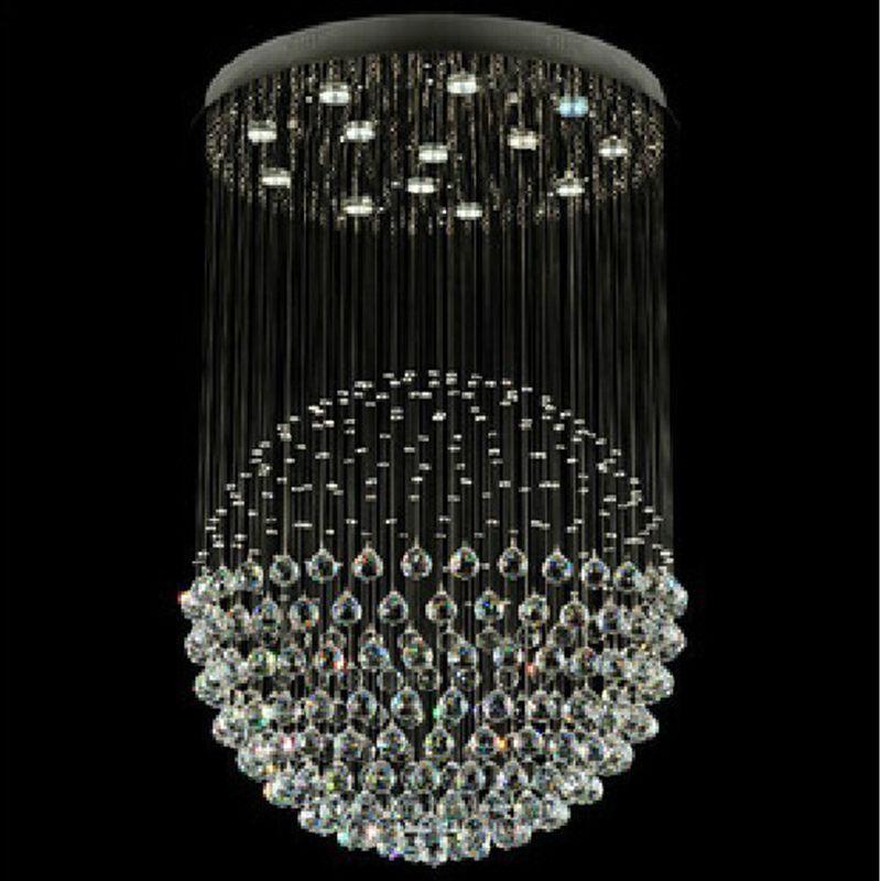 online get cheap large modern hotel chandelier crystal -aliexpress