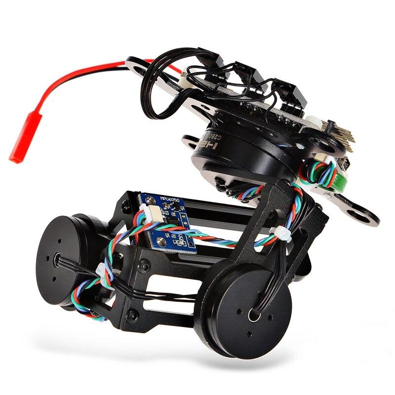 HAKRC Storm32 3 axis RC Drone FPV brushless gimbal accessorio con motori e 32 bit Storm32 controller per gopro3/Gopro4 gimba-in Componenti e accessori da Giocattoli e hobby su  Gruppo 1