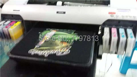 A3 size flatbed t shirt printer digital t shirt printing for Computerized t shirt printing machine