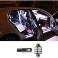 7 Blubs Xenon White LED Dome Interior Light Kit For BMW 3 Series - 318 320 320i 325 335 E90 E92 Package Blubs