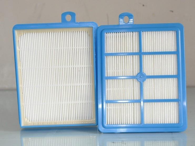 2pcs Lot Hepa Filter For Electrolux Vacuum Cleaner Ze346b