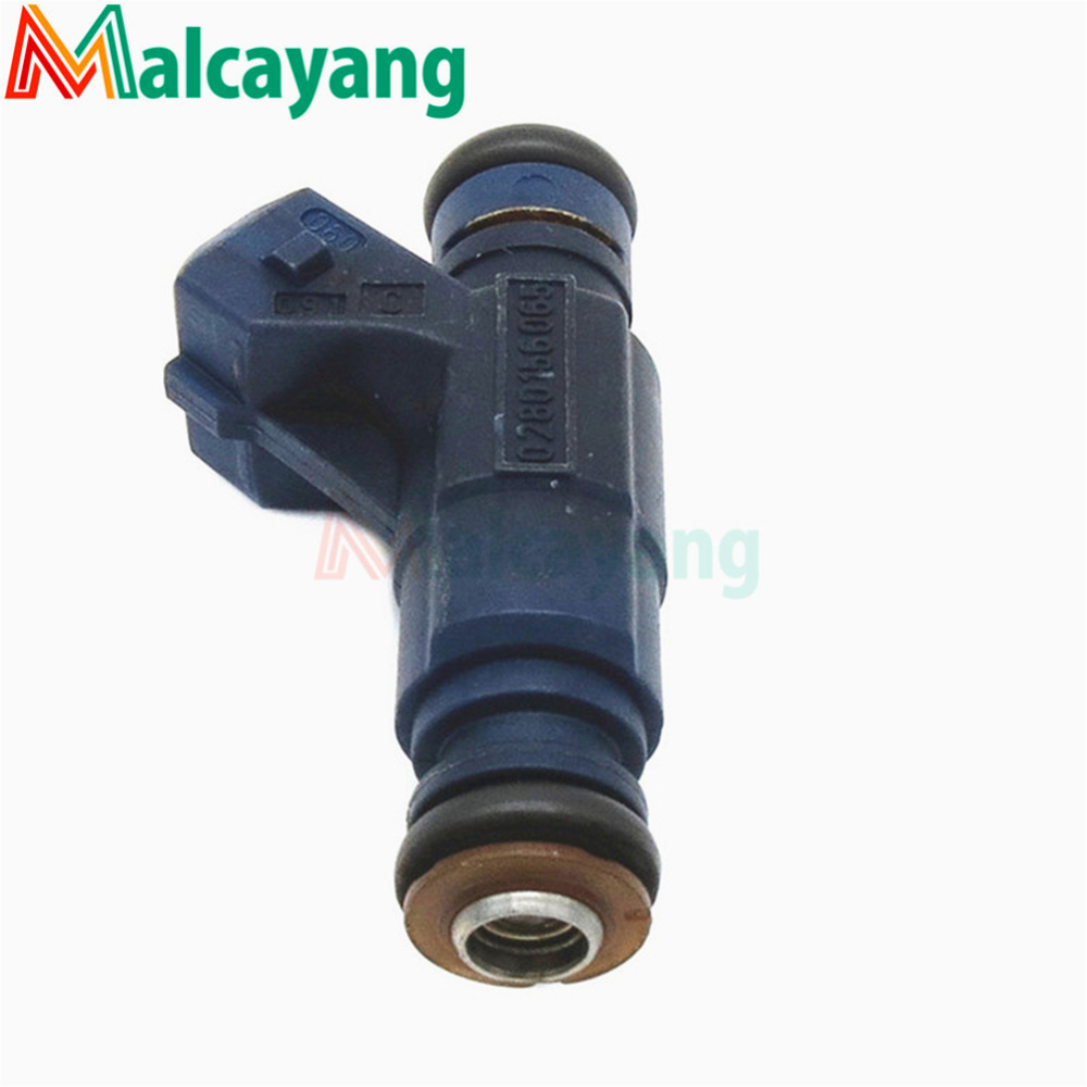 0280156065 high performance fuel injector fuel nozzle for 00 06 audi a4 vw passat turbo