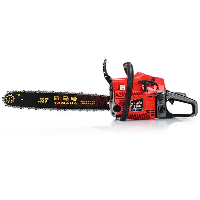 Scie à bois essence tronçonneuse puissante à main arbres à bois Machine de découpe outils de travail du bois menuiserie de jardin scie à main