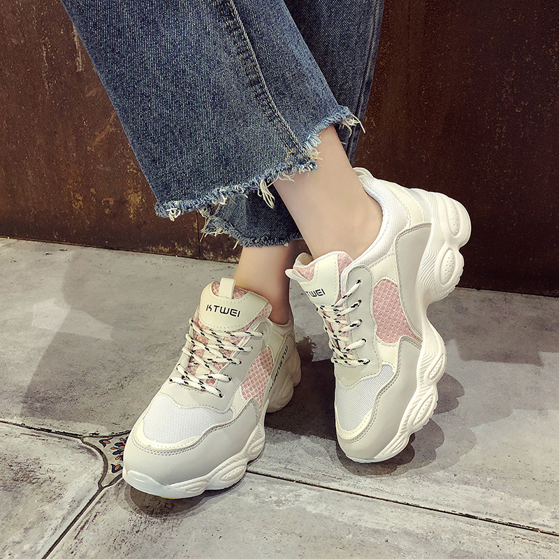 21  New itemizing sizzling gross sales Spring and Autumn web Breathable sneakers girls trainers DKS-186 HTB15zVQm3fH8KJjy1zcq6ATzpXac