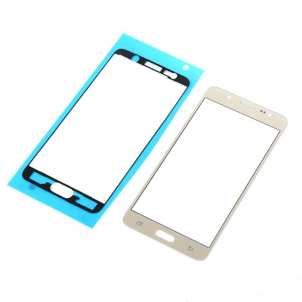 Màn Hình LCD Mặt Trước Kính Màn Hình Cảm Ứng Cho Samsung Galaxy J7 2016 J710 J710F J710FN J710FD Màn Hình Cảm Ứng Cảm Biến + Keo + dụng Cụ