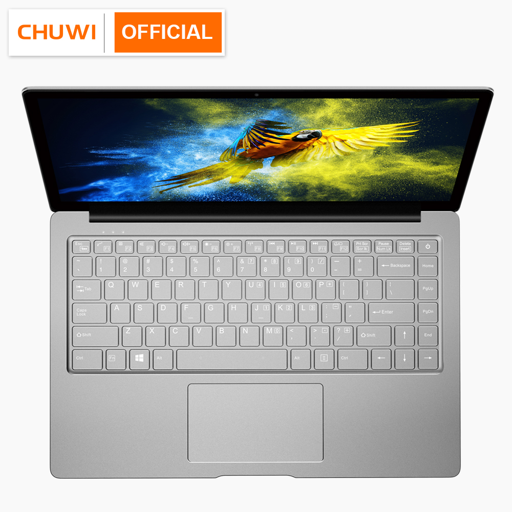 CHUWI LapBook Air 14.1 Pouces Pour Ordinateur Portable Windows 10 Intel Apollo Lac N3450 Quad Core 8 GO de RAM 128 GB ROM portable avec clavier rétroéclairé