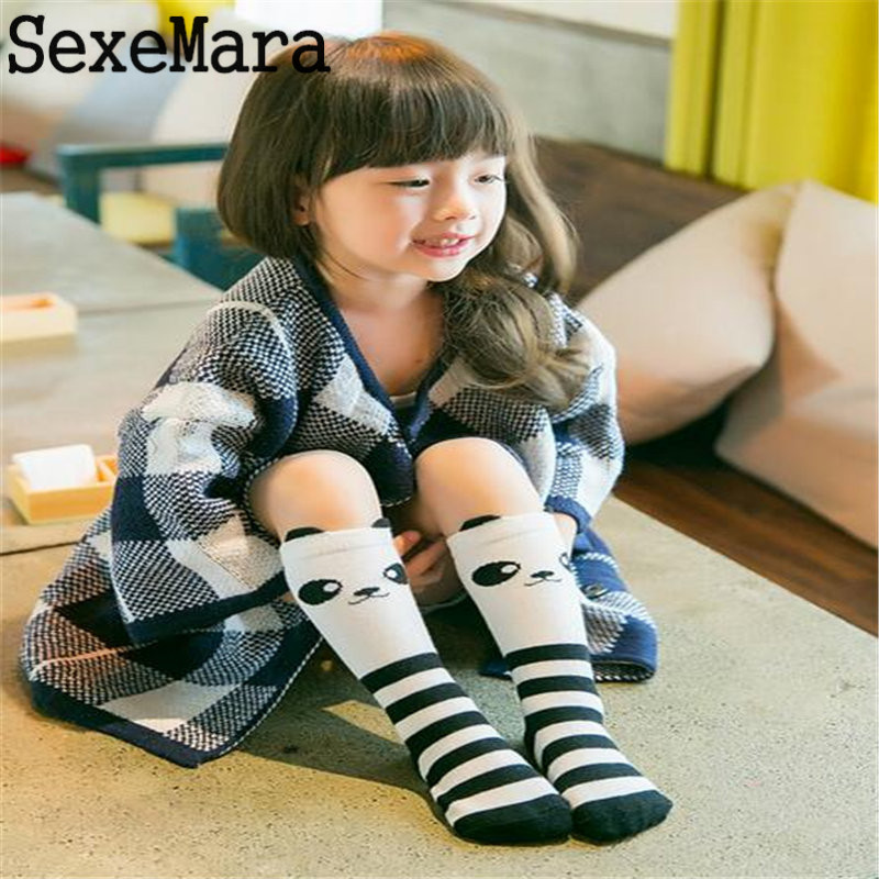 Autumn-Winter-Infant-Kids-Girl-Boy-Cartoon-Animal-Pattern-Knee-High-Baby-Socks-Cute-Kids-Fox-Socks-Totoro-Socks-baby-Long-Socks-1