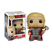 FUNKO POP Marvel toys Avengers Endgame Thor 69# PVC Action Figure Collection Model toys for Children Christmas Gift With Box(China)
