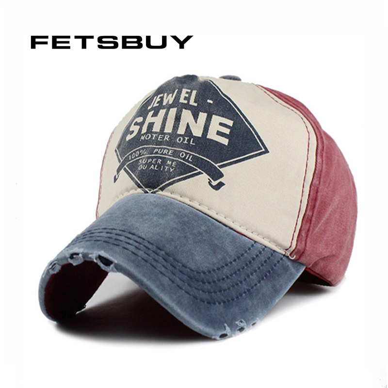 3da45807fb7 Detail Feedback Questions about FETSBUY High Quality Washed Cotton  Adjustable Snapback Cap Baseball Cap Unisex Couple Fashion Leisure Casual  Hats For Men ...