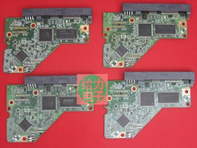 KIMME HDD PCB Logic Board 2060-001223-000 REV A for WD 3.5 IDE//PATA Hard Drive Repair Data Recovery