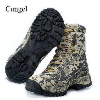 Cungel Outdoor Hiking / Hunting boots