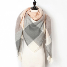Зимний шарф женский платок женские палантин плед шарфы женские модные кашемировый шарфы платки палантины большой шарф в форме треугольника шарф мягкий пашмины платки 140* 140* 210 шарф мягкий и приятный на ощуп