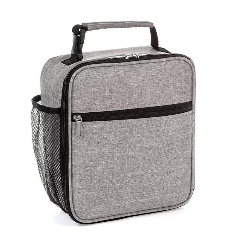 Cooler Bag Portable Insulation Large Portable Ice Pack Waterproof Lunch Casual Picnic Bag Bento Box Food Insulation Bag Tote Bag image