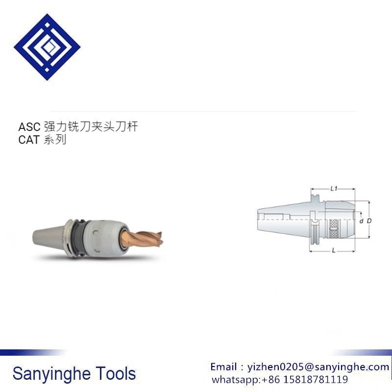 High precision CNC Milling Machine CAT40-FMA25.4-1.75/CAT40-FMA31.75-2.00 High speed Milling chuck CNC Tools holderHigh precision CNC Milling Machine CAT40-FMA25.4-1.75/CAT40-FMA31.75-2.00 High speed Milling chuck CNC Tools holder