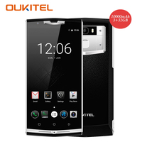 Oukitel K10000 Pro 4G Smartphone 5 5 Inch FHD 10000mAh MTK6750 Octa Core Android 7 0