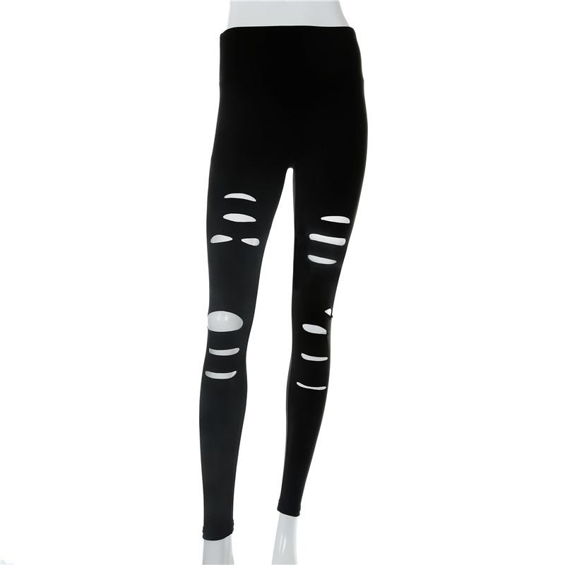 Print Running Pant Women Yoga Pant Winter Sporty Leggings 2018 High Quality Tropical Tights Slim Sportswear