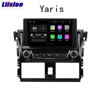Liislee For Toyota Yaris 2013~2014 Android Car Navigation GPS Audio Video Radio HD Touch Screen Stereo Multimedia Player.