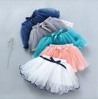 2010 Baby Girl Toddler Dresses 2 10y Girl Summer Layer Skirt Dresses Kids Baby Girl Tutu