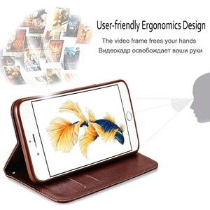 Image 2 - Flip Mappenkasten für Samsung Galaxy S6 SM G9200 6 S SM G920I SM G920FSM G920FD SM G9200 G920i G920F G920FD Luxus leder abdeckung