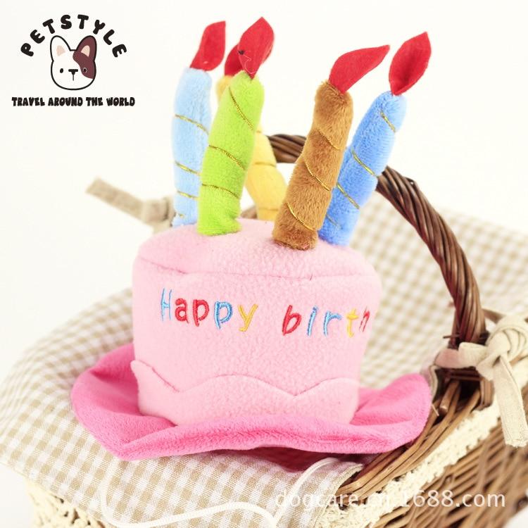Favorito Bella Pet piccolo Cane Caldo buon compleanno Cappelli di Inverno  SL27