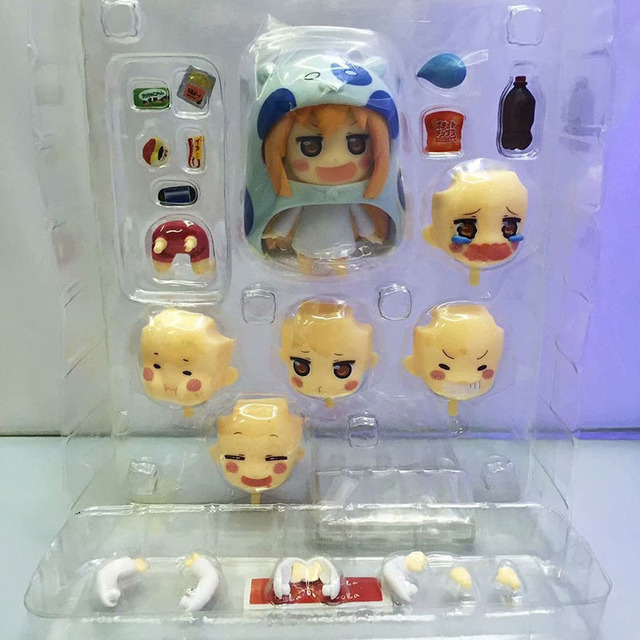 Nendoroid 524b Lolita Himouto! Umaru Chan Himono Doma PVC Action Figures Model Toy Doll 1