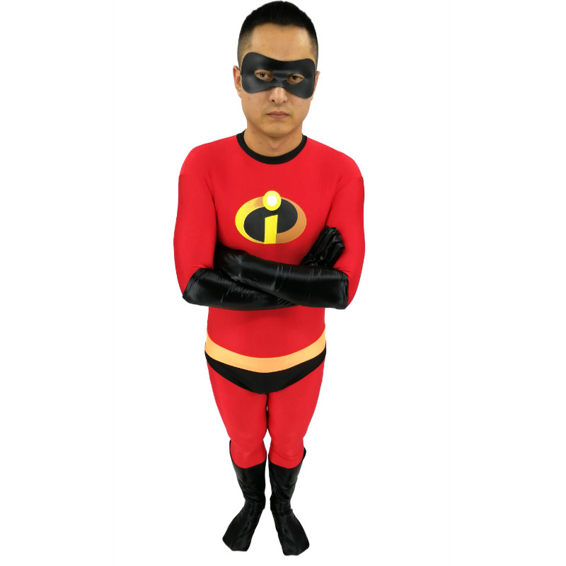 The Incredibles Bob Violet Dash Parr Zentai Tights Cosplay Costume Halloween