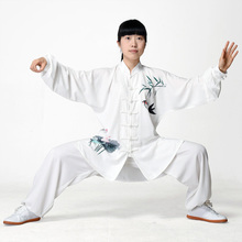 tai chi clothing printing summer Tai Chi Uniform Wushu, Kung Fu,martial art,Training Suit Chinese Stly Jacket+Pants