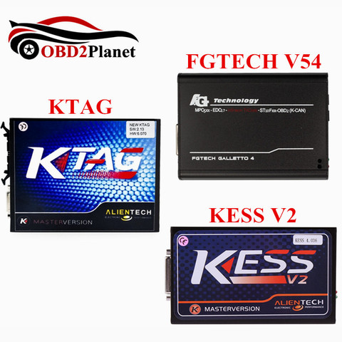 2017 KESS V2 SW V2.32 FW V4.036 + Ktag SW V2.13 FW V6.070 Master Version K-Tag ECU Chip Tuning Tool K TAG + FGTECH V54 FG TECH Pakistan