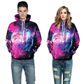 Men's Fashion Starry Night 3D Printed Hoodies Casual Mens Sweatshirts Long Sleeve Hooded Hoodie Spring Autumn Sweatshirt Hoody