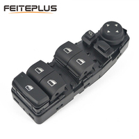 For BMW E84 X1 sDrive18i xDrive20i xDrive25 Electric Power Window Lifter Master Control Switch 61319216048