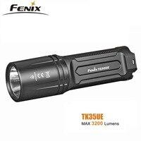 2018 Новый FENIX TK35UE (2018) TK35 Ultimate Edition 3200lm CREE XHP70 светодио дный Перезаряжаемые фонарик