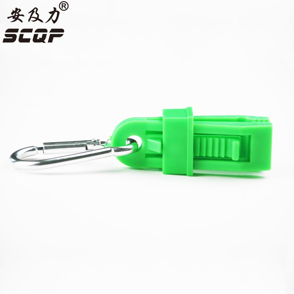 Safety Plastic Glove Holder Clip Personal Protective Equipment For Labor Working Gloves New Style  AT-11
