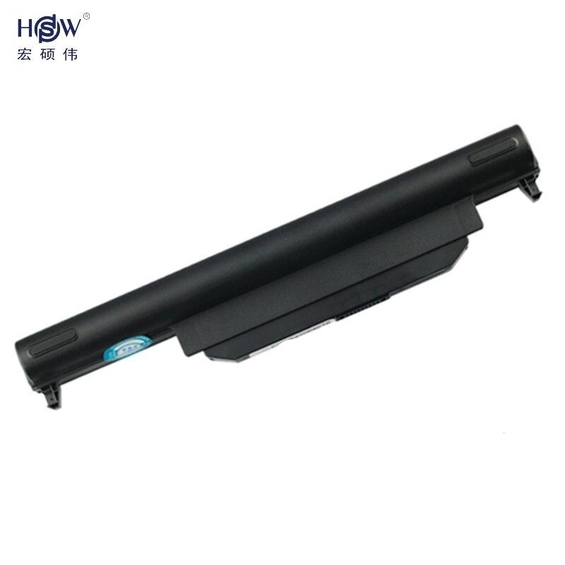 HSW 7800MAH 9cells Battery For ASUS K45 K45D K45V K55 K55A K55D K55V K75 R400 R500 R700 U57 X45 X55 X75 A41-K55 A33-K55  Bateria