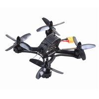Новые GOFLY RC Сокол CP130 130 мм черный Мини FPV Racing Drone ж/Omni шины F3 OSD 20A ESC 48CH 700TVL VTX PNP Multicopter