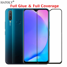 OPPO Reno Z Glass Tempered for Film 9H HD Full Glue Cover Phone Screen Protector PCDM10