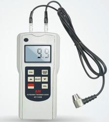 Precyzyjne ultradźwiękowy miernik grubości miernik zakres pomiarowy 1.2-300mm (45 # ze stali)  możesz o nich nadmienić 0.5mm metalowa tester grubości