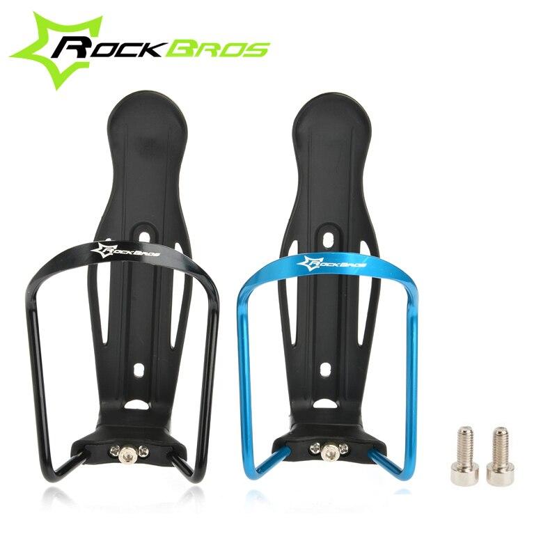 RockBros Alliage D'aluminium Réglable Bouteille Cage Porta Bidones Bicicleta Montagne Vélo De Route Vélo Vélos Porte-Bouteille