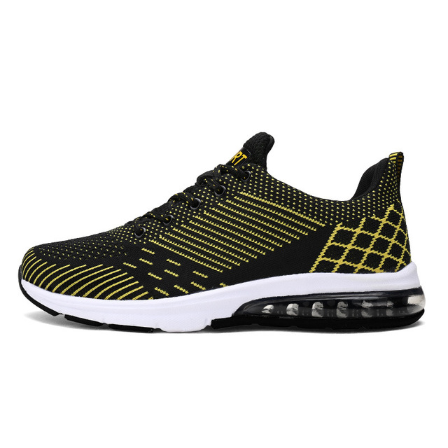 7fc8e5b5747b skyaxmoto New Red Running Shoes For Men Breathable Original Sneakers Black  Cushioning Mens Trainers Net Women Run Sport Shoes