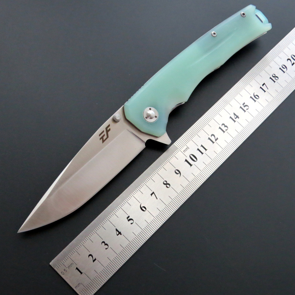 Eafengrow EF41 folding knife D2 Steel blade + G10 handle outdoor hunting camping fruit knife EDC Tool сумка printio plenty