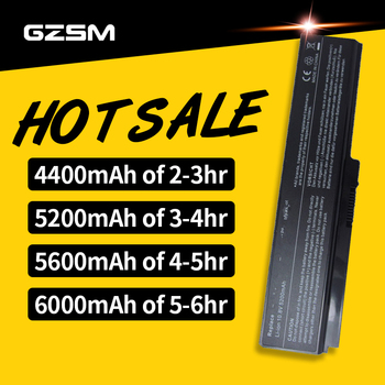 HSW 5200MAH Laptop Battery Battery for Toshiba Satellite L510 L515 L600 L630 L635 L640 L645 L645D L650 L655 L655D L670 L670D