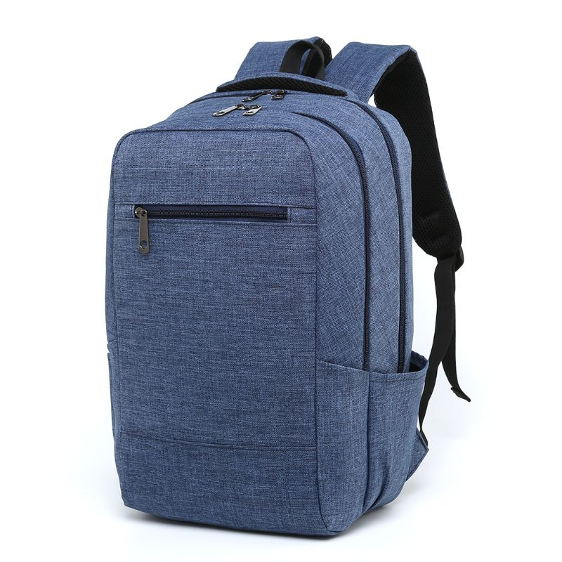 16 Inch Slim Business Laptop Backpack USB Anti Thief Water Resistant Travel Men 39 s Computer Backpacks Male School Rucksack in Backpacks from Luggage amp Bags