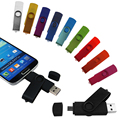 Precio más barato Android OTG USB Flash Drive de 4 gb 8 gb 16 gb 32 gb 64 gb Pen Drive USB 2.0 Memory Stick U Disco de Almacenamiento Externo