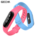 IMCO DBL SWB001 Bracelet Bluetooth 4.0 Pedometer Sleep Monitor Anti-lost For IPhone Ios Android Wristband Free shipping