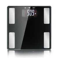 Multifunctional High Precision LCD Display Household Bathroom Body Scales Electronic Digital Weight Balance Scales