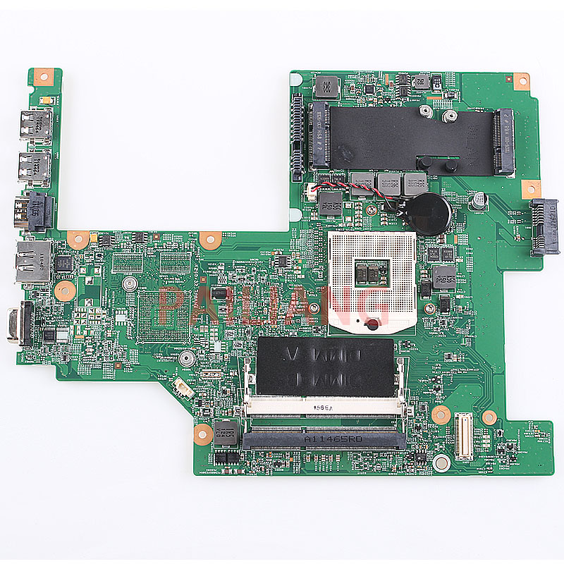 Laptop motherboard for DELL VOSTRO 3500 V3500 PC Mainboard HM55 0PN6M9 full tesed DDR3