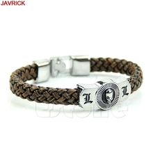 Fashion Skull Hammer One Attack On Titan Anime Cosplay Weave Bracelet #H058#